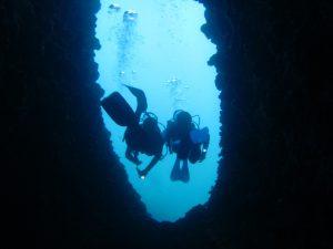 mağara-dalışı-cave-dive